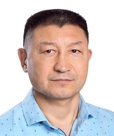 Арбачаков  Юрий Яковлевич